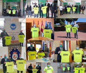 Albacete transmite su respaldo a la tercera prueba de la 'Carrera Solidaria' de Fundación Eurocaja Rural en beneficio de Banco de Alimentos
