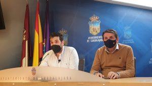 """Alguacil alerta de la """"situación de bancarrota"""" a la que está llevando el gobierno socialista de Rojo al Ayuntamiento de Guadalajara"""