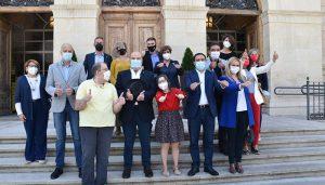 Antonio Resines, Josete y Gloria serán los embajadores de los productos agroalimentarios conquenses gracias a Diputación