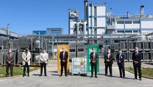 BASF dona una tonelada de hidrogel para distribución a Asociaciones Socio-Sanitarias