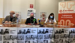 Cáritas Diocesana de Cuenca acompañó a más de 4.300 personas en 2020 la covid ha disparado las ayudas