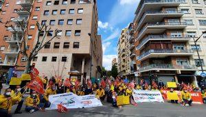 CCOO y UGT ratifican la huelga en GEACAM los días 24, 26 y 28 de mayo