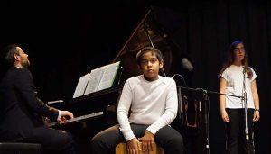 Ciclo de audiciones de fin de curso de la Escuela Municipal de Música y Danza de Cabanillas
