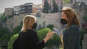 Ciuadanos exige una investigación para depurar responsabilidades por el derrumbe en el Casco Histórico de Cuenca