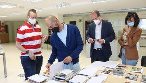 El Archivo Municipal 'Javier Barbadillo' cuenta con más de 128.000 registros y con documentación fechada en 1251