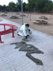 El Ayuntamiento de Guadalajara mejora el Parque del Ocio de Los Manantiales