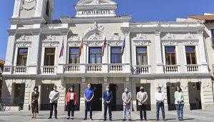 El Ayuntamiento de Guadalajara sella el Acuerdo Económico y Social 2021-2024 con la representación de la plantilla municipal