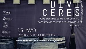 El CITUG acogerá dos catas científicas de cervezas históricas el próximo sábado 15 de mayo