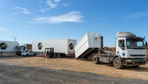 El Consorcio de Residuos de Guadalajara incorpora nueve vehículos de transporte, con una inversión de 430.000 euros