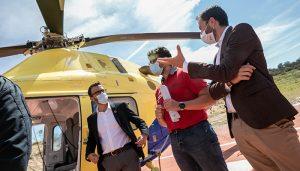 El Gobierno de Castilla-La Mancha consolida con casi 3.000 personas y 250 medios entre aéreos y terrestres su dispositivo de prevención y lucha contra los incendios forestales