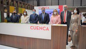 """El Gobierno regional destaca que la provincia de Cuenca es """"un destino seguro, atractivo y con todos los recursos que el visitante busca"""""""