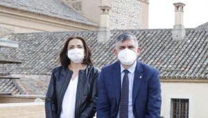 """El Gobierno regional inicia la mejora de la carretera entre Villaescusa y La Alberca este verano """"sin ningún tipo de miramiento de colores políticos"""""""
