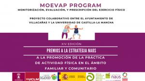 El grupo IGOID de la UCLM y el Ayuntamiento de Villacañas, Premio Estrategia NAOS 2020
