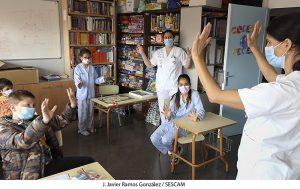 El Hospital de Guadalajara recuerda en el Día Mundial de la Higiene de Manos la importancia de un gesto sencillo que ayuda a prevenir contagios