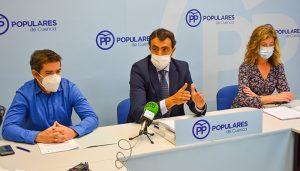 """El PP asegura que """"en el presupuesto de 2020 Dolz e Isidoro se saltaron la legalidad"""