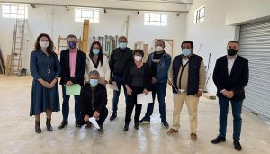 El Programa RECUAL en Motilla del Palancar permite continuar con las obras de rehabilitación del silo