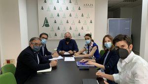 El PSOE traslada a ASAJA CLM su compromiso con agricultores y ganaderos en defensa de la nueva PAC, el agua y la cadena alimentaria