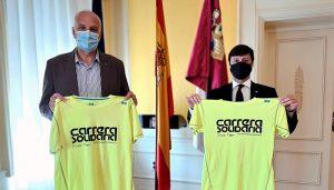 El subdelegado del Gobierno en Cuenca anima a participar en la IX Carrera Solidaria de Eurocaja Rural