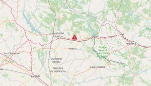 Fallece una mujer de 62 años en un accidente de tráfico en la A-3 a la altura de Castillejo de Iniesta