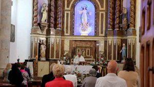 Fuentenovilla  celebra su fiesta patronal de San Isidro y la Virgen del Perpetuo Socorro con la vista puesta en 2022
