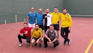 Humanes, campeón Liga Frontenis Guadalajara