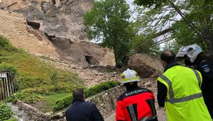 El Consorcio Ciudad de Cuenca se reunirá de manera inmediata para declarar la obra de la calle Canónigos de emergencia
