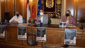 Junta y Diputación de Cuenca resaltan su apuesta por la Cultura y los Yacimientos con su apoyo al Ciclo de Conciertos de Valeria