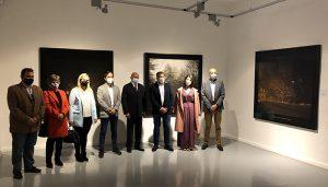 La Casa Zavala acoge los paisajes de película de la artista estadounidense Carolyn Marks Blackwood