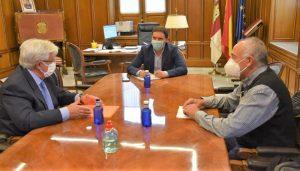 La Diputación destinará 100.000 euros para ayudar a los cinco grupos de acción rural que actúan en la provincia de Cuenca