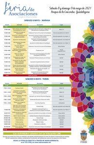 La Feria de las Asociaciones de Guadalajara convoca este fin de semana a más de cincuenta entidades