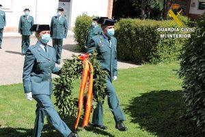 La Guardia Civil de Cuenca celebra los actos conmemorativos del 177º aniversario de su Fundación