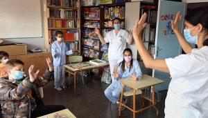 La higiene de manos cobra este año mayor relevancia como método eficaz para ayudar a frenar la pandemia de coronavirus