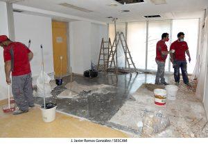 La Junta acomete trabajos para aumentar la capacidad de atención a pacientes críticos en el Hospital de Guadalajara