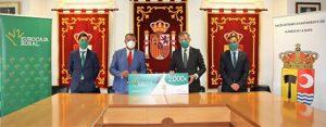 La lanzadera de empleo del Ayuntamiento de Alameda de la Sagra, ganador de una de las 'Ayudas Sociales' de Fundación Eurocaja Rural