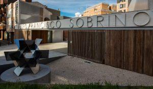 La obra del pintor Waldo Balart 'Ritmos y campos de sentido' se expone en el Museo Sobrino