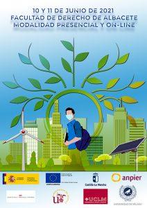 La UCLM celebrará un congreso internacional sobre desafíos jurídicos de la transición energética post COVID