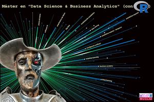 La UCLM lanza un máster online en español sobre tratamiento y análisis de datos con R software