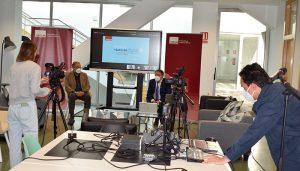 La Universidad regional impulsa su estrategia UCLMdigital