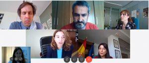 Las CEOEs de Cuenca, Soria y Teruel ponen en valor el proyecto '5 for Rural' para que los fondos del Plan de Recuperación lleguen a las áreas escasamente pobladas