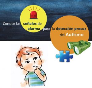 Los centros de educación infantil de Cuenca colaborarán en la difusión de una campaña dirigida a la prevención precoz el autismo
