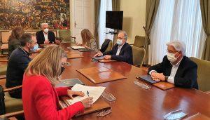 Los Grupos de Desarrollo Rural seguirán colaborando con la Diputación de Guadalajara en la gestión de ayudas a la inversión hasta 2023