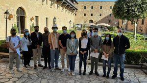 Los principales medios de comunicación chinos visitan Sigüenza