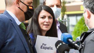 Macarena Olona participará en un acto público en Guadalajara el 31 de Mayo