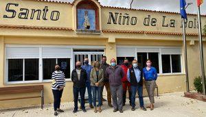 """Merino """"El PP de Paco Núñez quiere un sector agrario con presupuesto y con medidas que solucionen los problemas frente al acoso al que están sometiendo a los agricultores"""""""