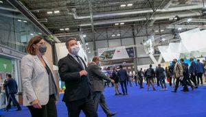 Page anuncia 200 millones de euros en ayudas directas para empresas de la región afectadas por la Covid