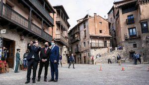 Page pide celeridad en la tramitación de las ayudas a zonas despobladas de Cuenca y Guadalajara tras el visto bueno de Europa