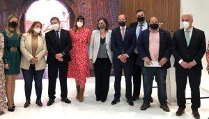 Rojo afirma que el cambio de mentalidad provocado por la pandemia sitúa con fuerza a Guadalajara en el tablero del turismo de interior