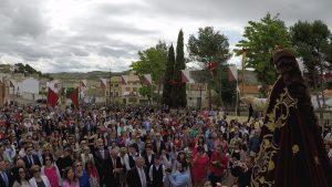 Santa Quiteria se celebrará este año únicamente con actos religiosos