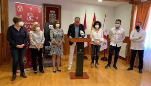 Tarancón, Valverde de Júcar, Federación Regional de Vela, Diputación Provincial de Cuenca y Junta de Comunidades respaldan la Copa de España de Aguas Interiores