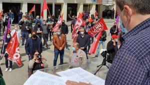 UGT aprovecha el 1º de mayo para pedir el reconocimiento de los trabajadores esenciales